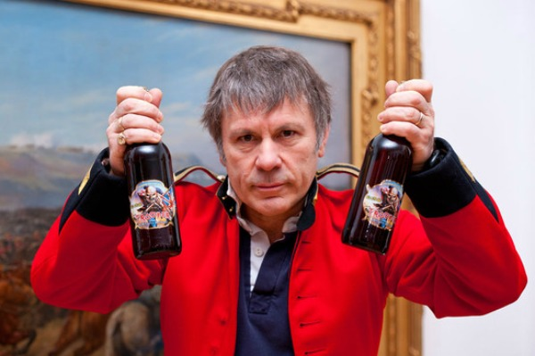 Iron Maiden pivo Mjooz: Nova saradnja i hevi metal pivo