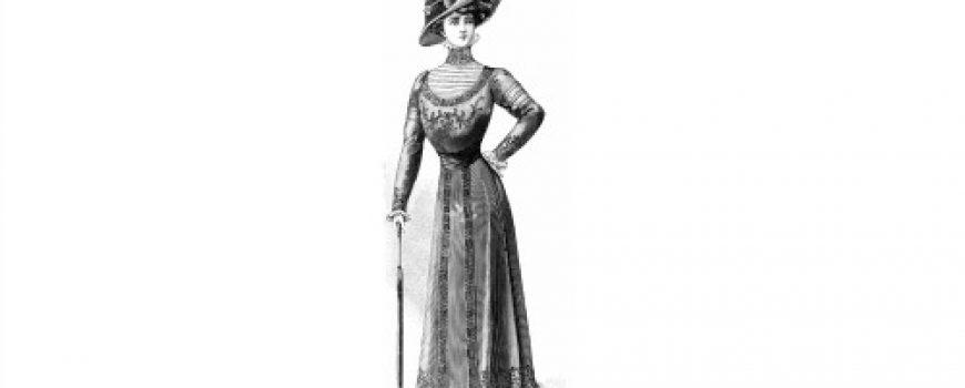Istorija mode: 1910-1920.