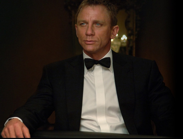 James Bond 007   Casino Royale 2006 Daniel Craig 10 načina kojim James Bond dovodi svoj izgled do savršenstva