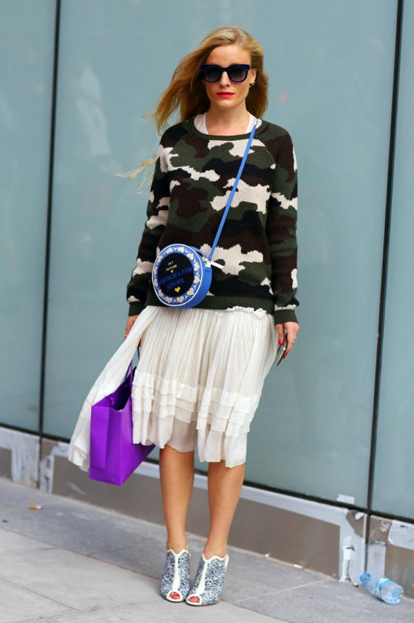 Kate Street Style: 50 najvećih zvezda uličnog stila (1. deo)