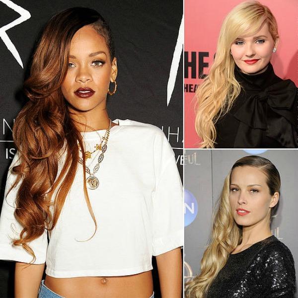Kosa prebacena na stranu Beauty trendovi za predstojeće proleće