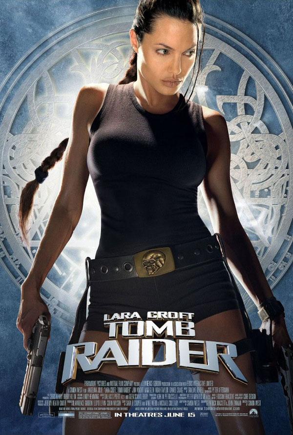 Lara Kroft 2 Filmovi inspirisani video igricama