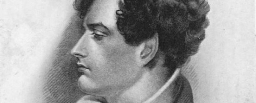 Ljubavi svetskih pisaca: George Gordon Byron