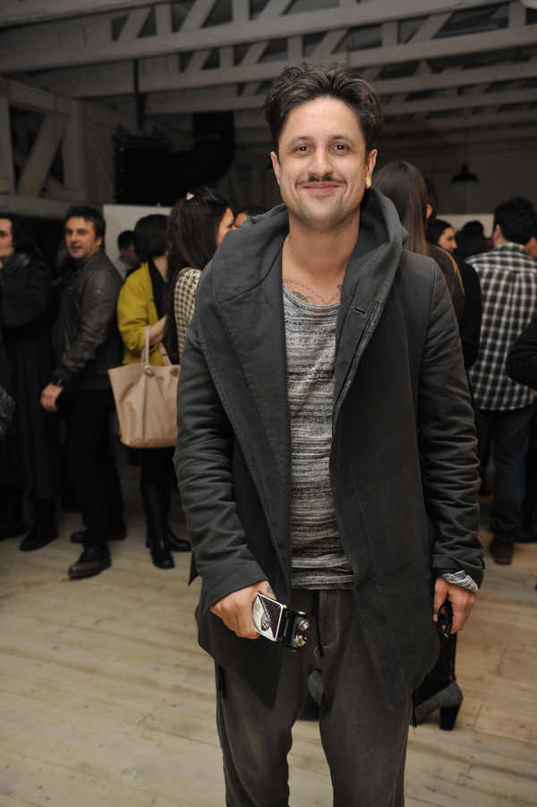 Marko Nastic 33. Perwoll Fashion Week