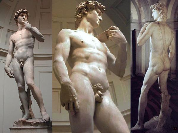 Michelangelo SLIKA 2 David Srećan rođendan, Michelangelo Buonarroti!