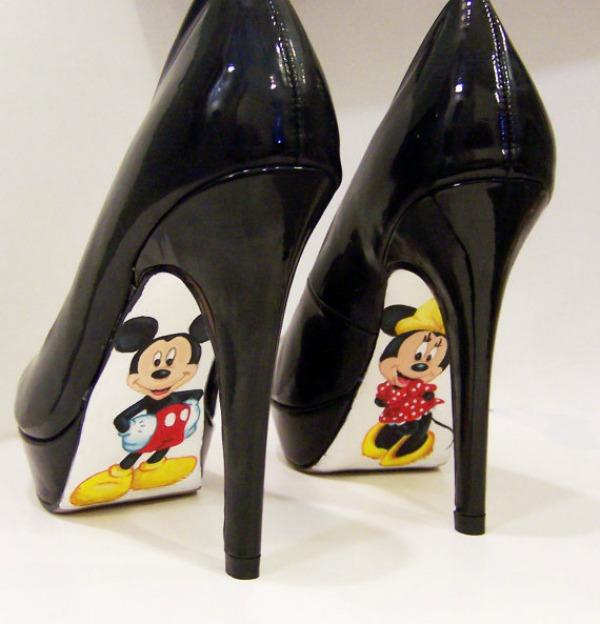 Miki i Mini Maus Potpetice Disney