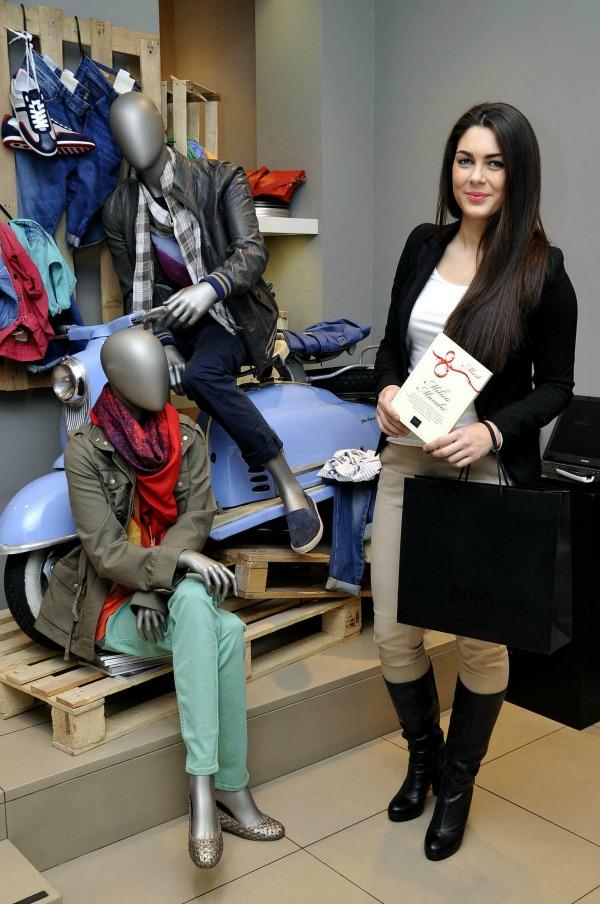 Milica Mandic Hugo Boss Hugo Boss: Koktel povodom Osmog marta
