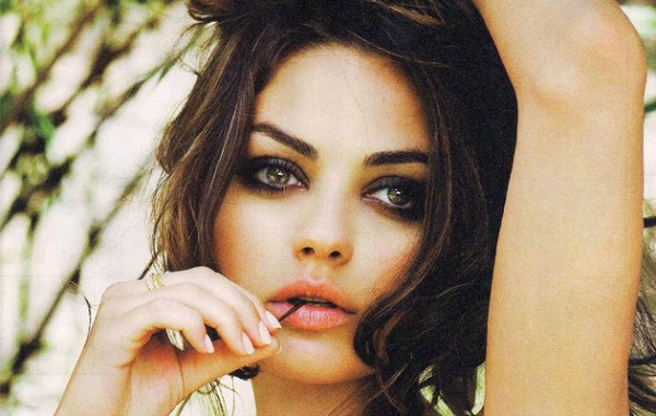 Milla Kunis smooky eye 11 četkica za šminkanje koje morate imati