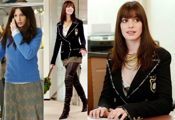 Modna transformacija The Best Fashion Moments: Đavo nosi Pradu, a anđeo Chanel