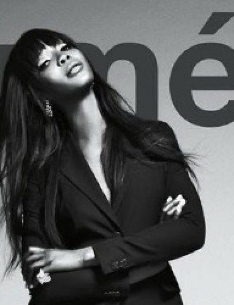 "Modni zalogaj: Naomi Campbell za ruski ""Numero"""