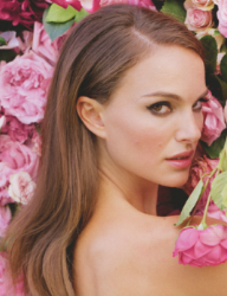 "Modni zalogaj: Natalie Portman i parfem ""Miss Dior"""