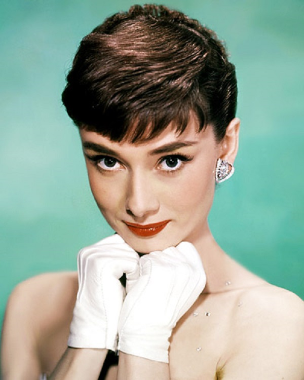 Odri Hepburn Najbolje frizure svih vremena