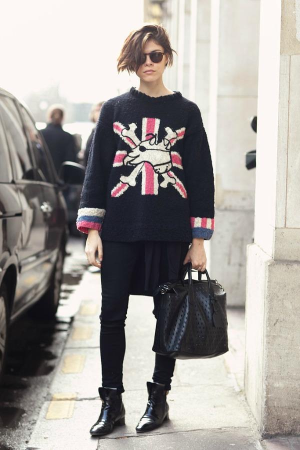 Pank vibracije Moda na ulicama Pariza
