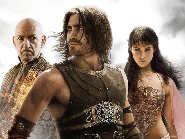 Princ od Persije 4 Filmovi inspirisani video igricama
