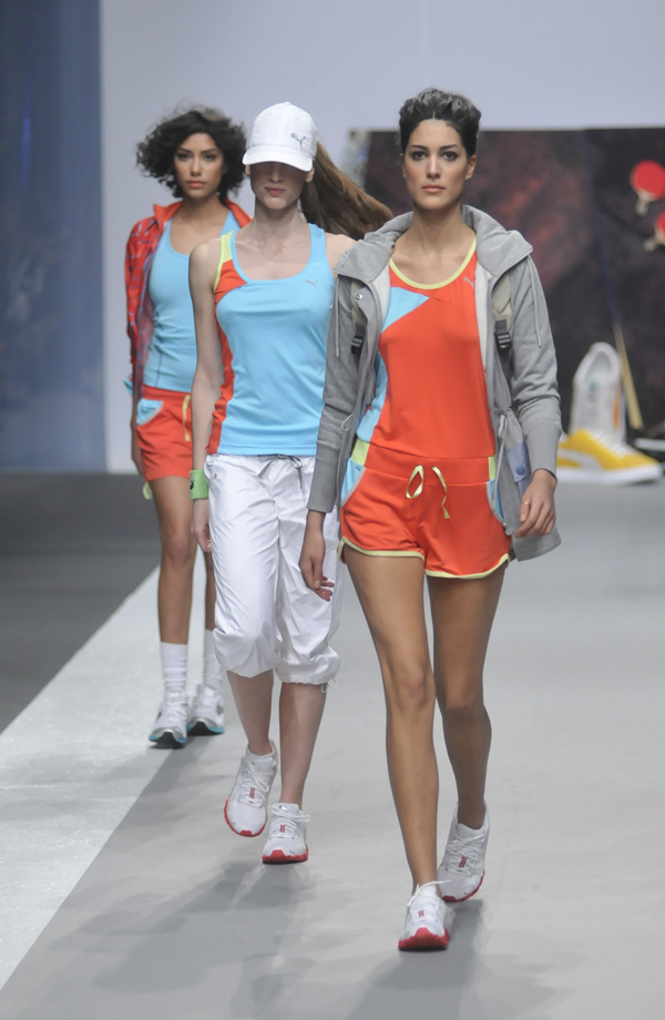 Puma 2 33. Perwoll Fashion Week: Prvi dan