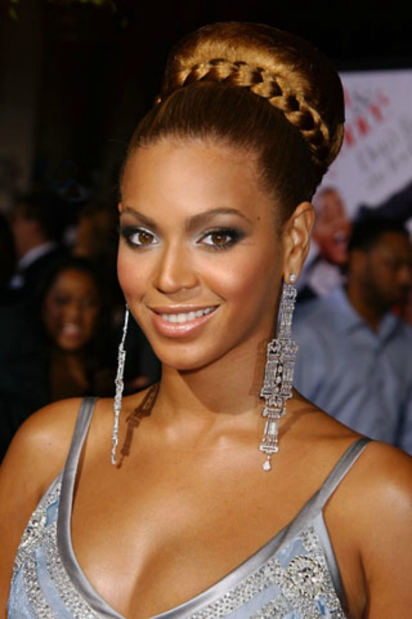 Pun æa i pletenica Beauty Moments: Najlepše frizure Beyoncé