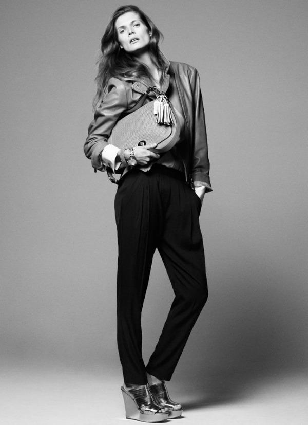 Rese kao modni detalj Coach: Luksuzne kožne torbe