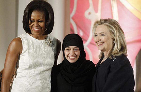 Slika 1  Tri heroine: Samar, Malala i Jelena
