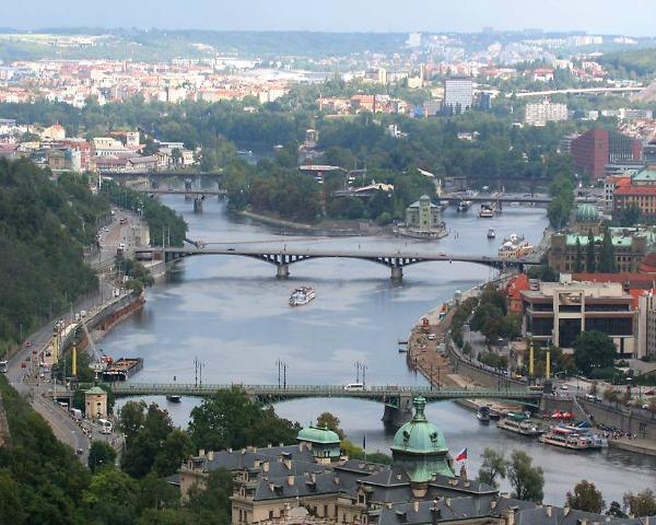 Slika 1 Najlepše od Evrope Najlepše od Evrope: Češka, zemlja impresivne arhitekture i nezaboravne istorije