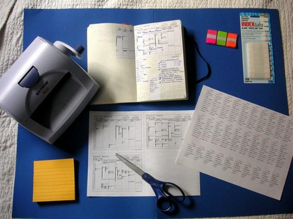 Slika 1.1 Saveti za organizaciju vremena