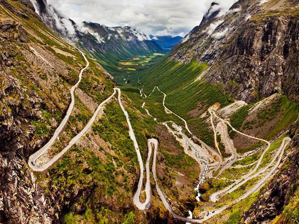 Slika 10 Najuzbudljiviji putevi sveta