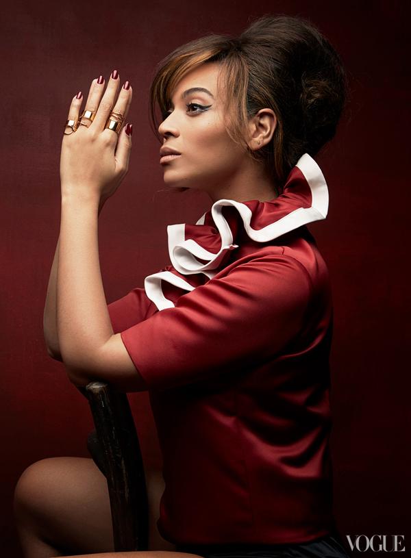 """Slika 1010 """"Vogue US"""": Jedinstvena i neponovljiva Beyoncé"""
