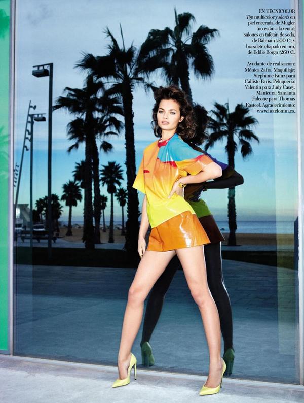 """Slika 107 """"Vogue Spain"""": Igra počinje sad"""