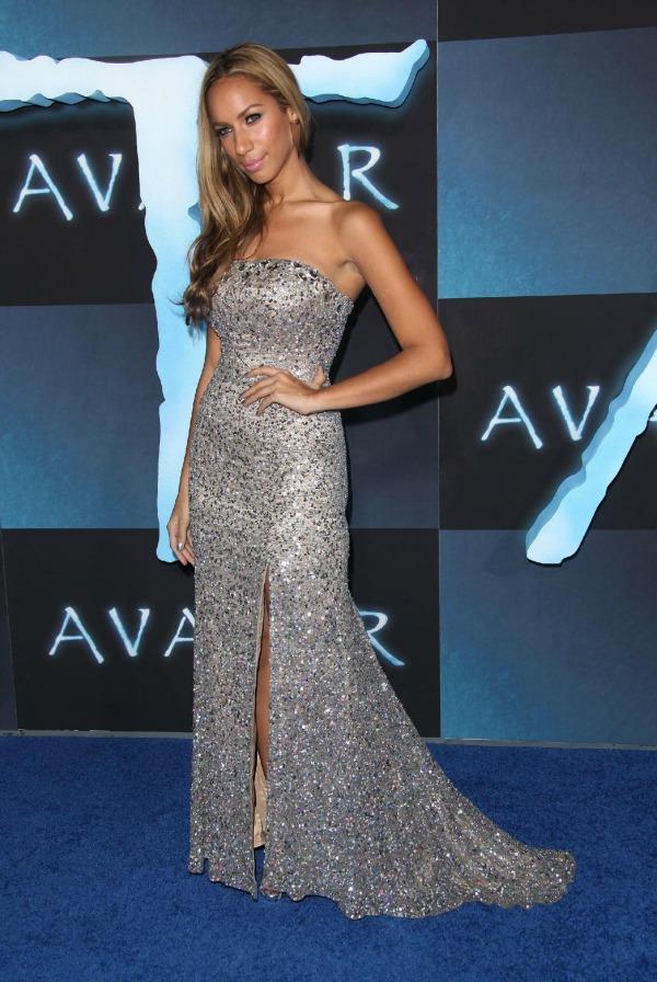 Slika 116 10 haljina: Leona Lewis