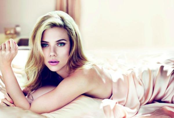 Slika 117 Scarlett Johansson: Zaštitno lice kozmetike Dolce & Gabbana