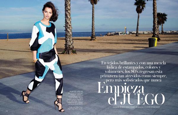"""Slika 154 """"Vogue Spain"""": Igra počinje sad"""