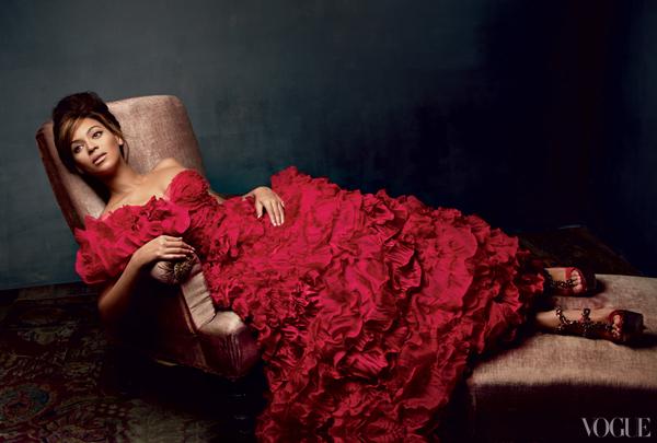 """Slika 420 """"Vogue US"""": Jedinstvena i neponovljiva Beyoncé"""