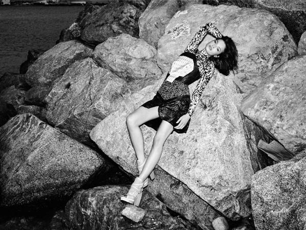 """Slika 514 """"Vogue Spain"""": Igra počinje sad"""