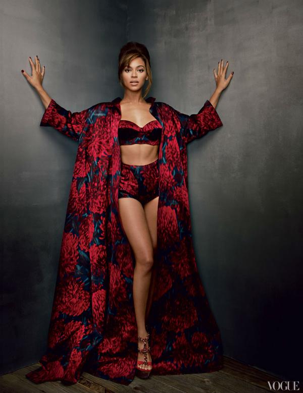 """Slika 517 """"Vogue US"""": Jedinstvena i neponovljiva Beyoncé"""