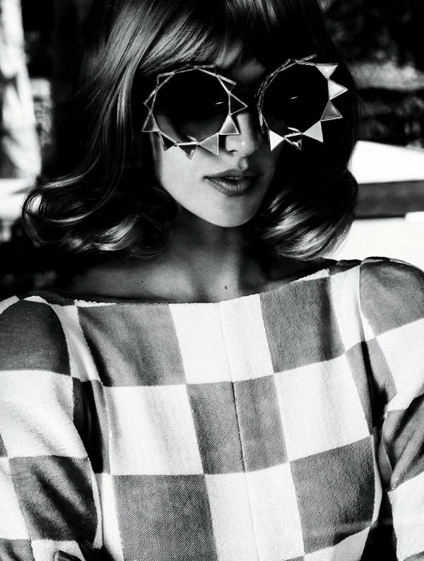 """Slika 56 """"Vogue Brasil"""": Retro Kalifornija"""