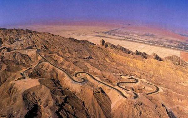 Slika 6 Najuzbudljiviji putevi sveta