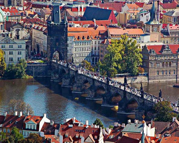Slika 7 Najlepše od Evrope Najlepše od Evrope: Češka, zemlja impresivne arhitekture i nezaboravne istorije