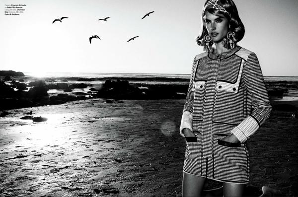 """Slika 71 """"Vogue Brasil"""": Retro Kalifornija"""