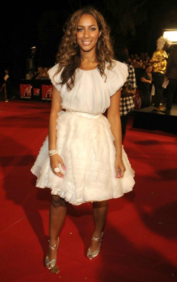 Slika 81 10 haljina: Leona Lewis