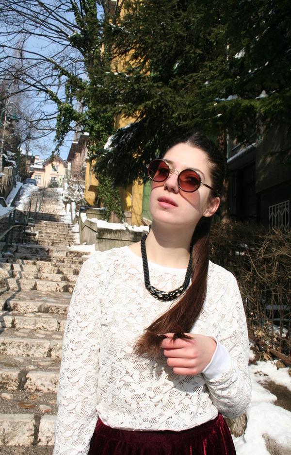 Slika1 Wannabe intervju: Lejla Beba, bosanska modna blogerka