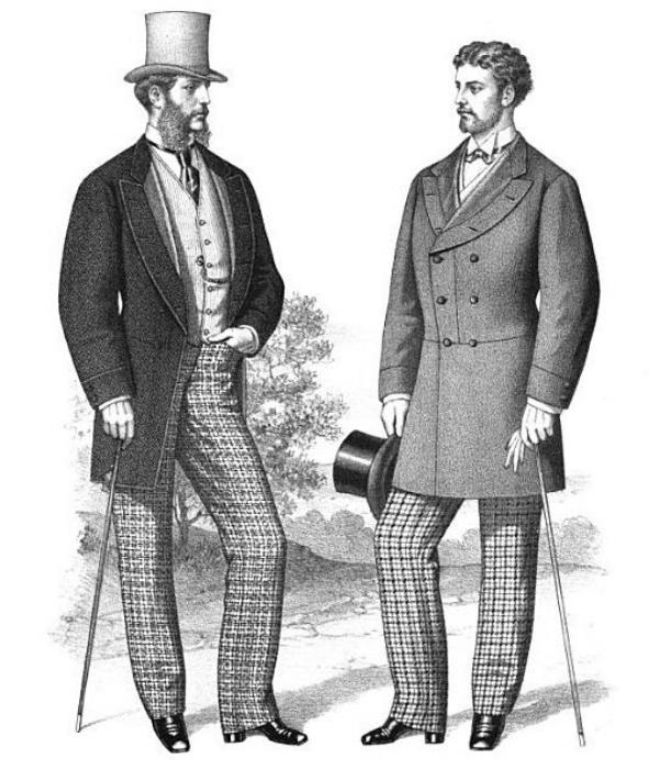 Slika33 Osvrt na modu 19. veka