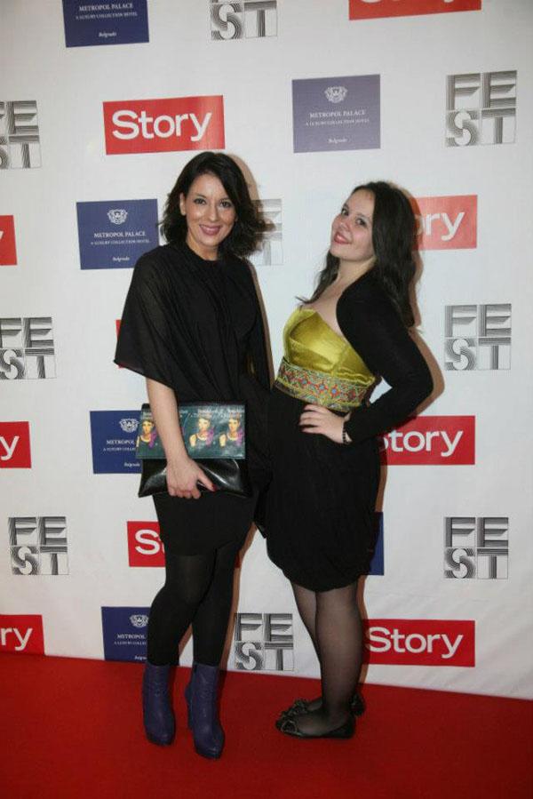 Story FEST party Poslovna žena za primer: Ivana Ranković