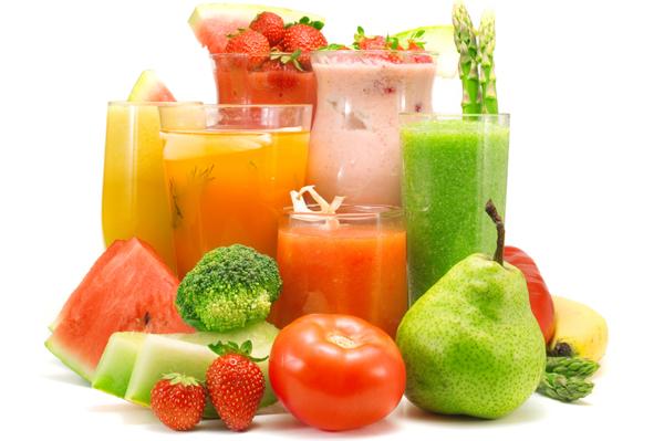 Sveži sokovi za čišćenje organizma Laki načini za detoksikaciju