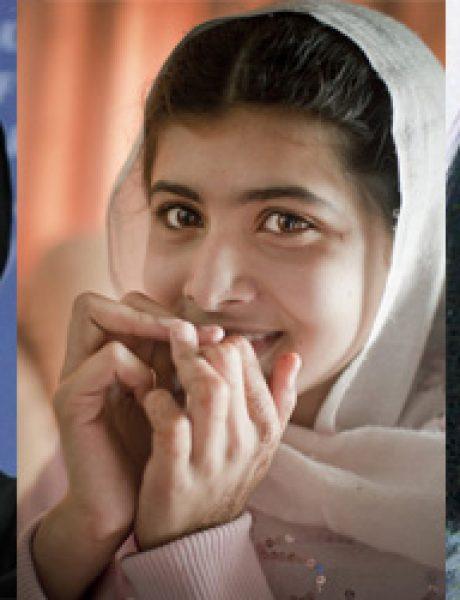 Tri heroine: Samar, Malala i Jelena