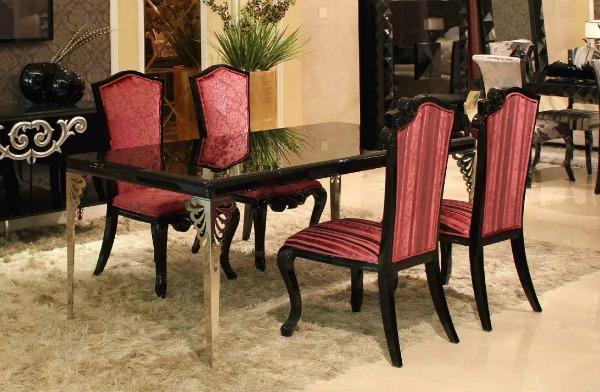 Trpezarijski sto sa stolicama Šest načina da preuredite nameštaj
