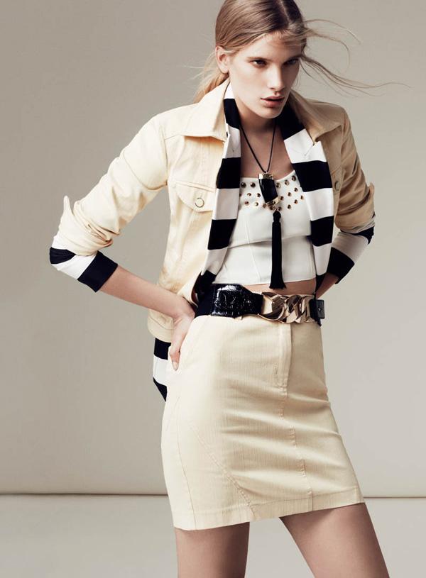 """Vogue Turkey5 """"Vogue Turkey"""": Rok stil devedesetih"""