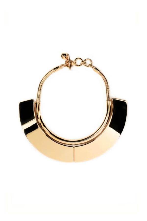 Zlatna ogrlica2 Lanvin: Klasični i moderni detalji za predstojeću sezonu