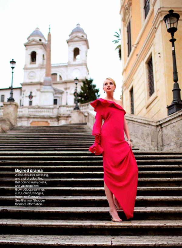 "diana glamour 5 ""Glamour US"": Romantično i ženstveno"