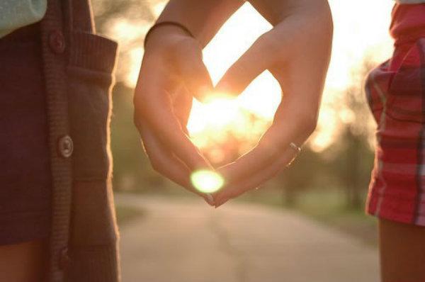 držanje za ruku Onaj poseban sjaj u očima
