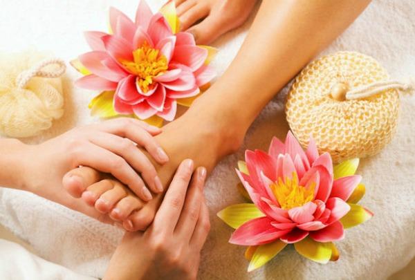 footmassage Relaksirajuća masaža stopala