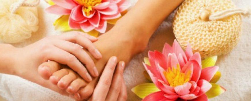 Relaksirajuća masaža stopala